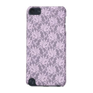 Lilac Laces 5th Generation iPod Touch C iPod Touch 5G Cases
