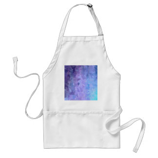 Lilac & Lavendar through Stained Glass Aprons