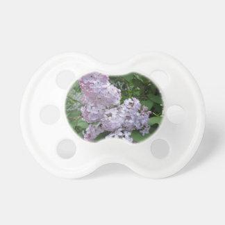 Lilac Pretty Purple Pacifier