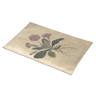 Lilac Primrose Placemat