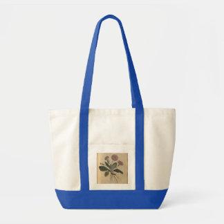 Lilac Primrose Tote Bag