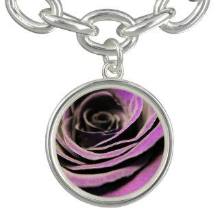 Lilac Rose Bracelet