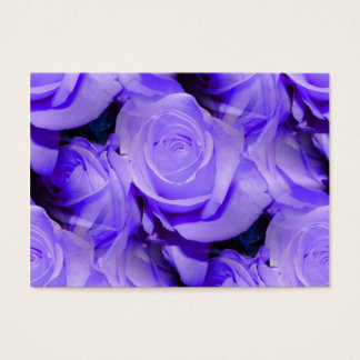 Lilac Roses Business Card