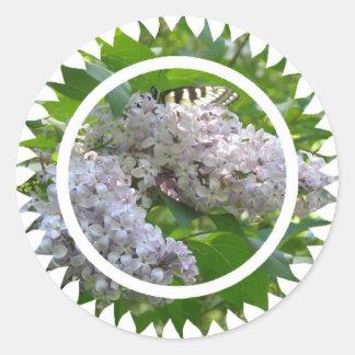 Lilac Sticker