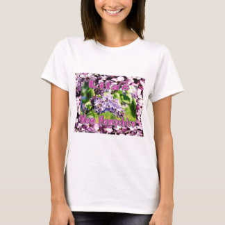 Lilac - The NH State Flower T-Shirt