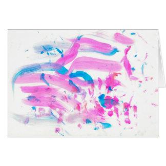 Lilac Wind Card