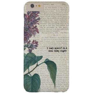 Lilac Wine iPhone Case