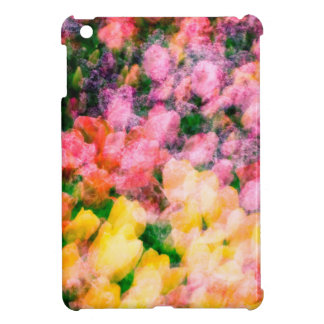 Lilacs and Tulips Case For The iPad Mini