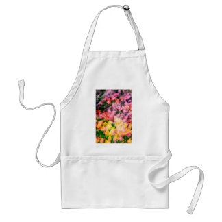 Lilacs and Tulips Standard Apron