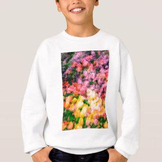 Lilacs and Tulips Sweatshirt
