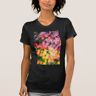 Lilacs and Tulips T-Shirt