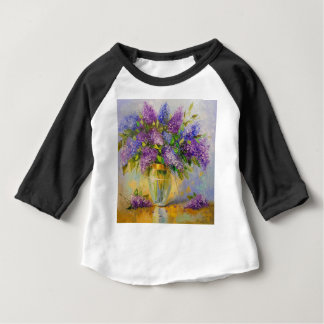Lilacs Baby T-Shirt