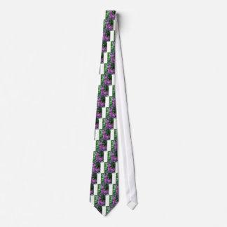 Lilacs In Bloom Tie