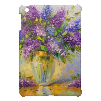 Lilacs iPad Mini Cases