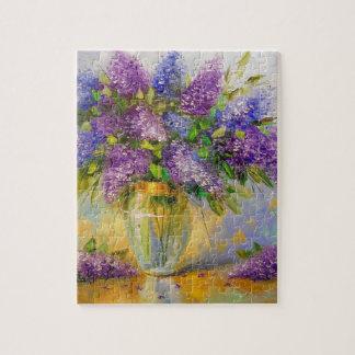 Lilacs Jigsaw Puzzle