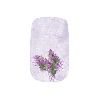 Lilacs Nail Art