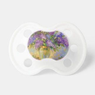 Lilacs Pacifier