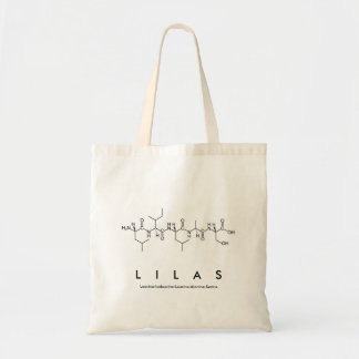 Lilas peptide name bag