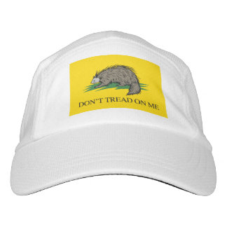 Lilbertarian - Don't Tread on Me Flag - -  Hat