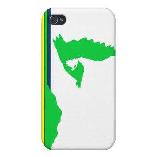 L'Île du Cap-Breton Coques iPhone 4