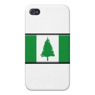 L'Île Norfolk Coques iPhone 4/4S