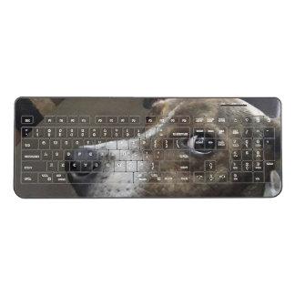 Lili Da Dawg Computer Keyboard by Yotigo