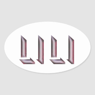 Lili stickers
