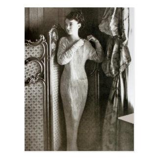 Lilian Gish Postcard