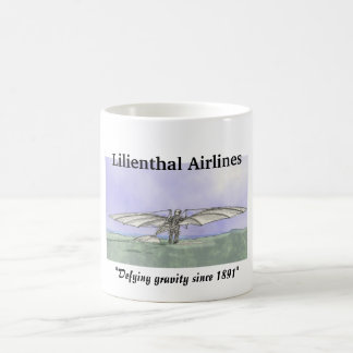 Lilienthal Airlines Coffee Mug