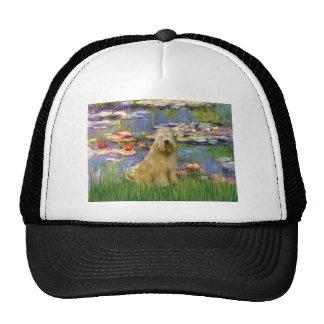 Lilies 2 - Wheaten Terrier Trucker Hat