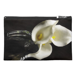 Lilies and Glass Travel Accessory Bag