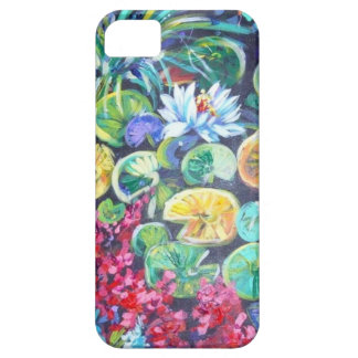 lilies case for the iPhone 5