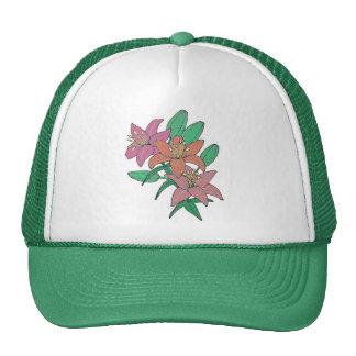 Lilies Trucker Hat