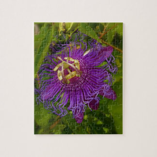 Lilikoi or Passion Flower Jigsaw Puzzle