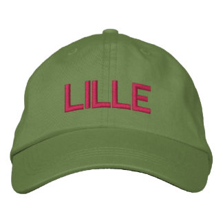 Lille Cap Embroidered Baseball Cap