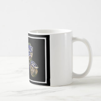Lillian Photography HDR Motorcycle  Mug