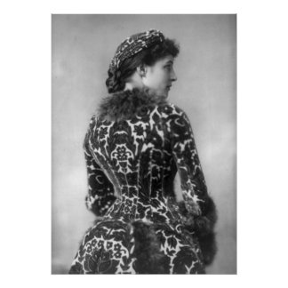 Lillie Langtry, 1882 Poster