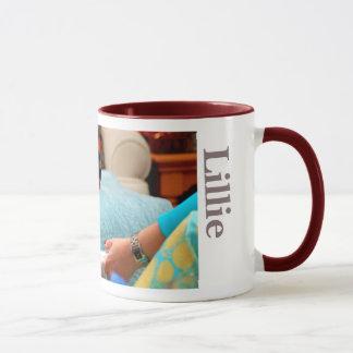 LillieHandshake Mug