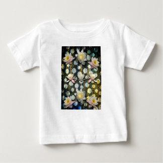 LILLIES AND POLKA DOTS BABY T-Shirt