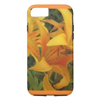 Lillies Apple iPhone Case
