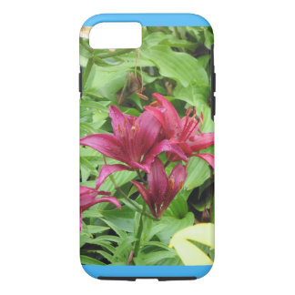Lillies Apple iPhone Case