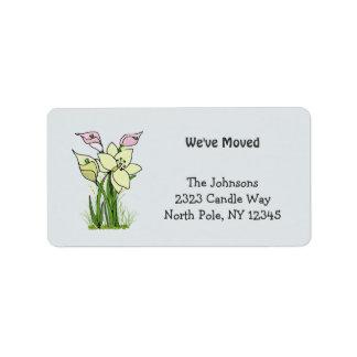 Lillies New Address