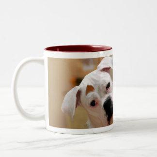 Lilllie Two-Tone Coffee Mug