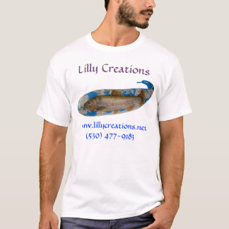 Lilly Creations   Rainbow Skies T-Shirt