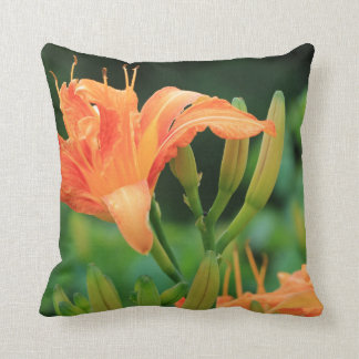 Lilly Of The Evening Throw Pillow