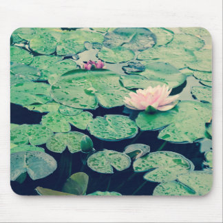 Lilly pad crossprocess2 mouse pad