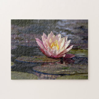 Lilly Pad Jigsaw Puzzle