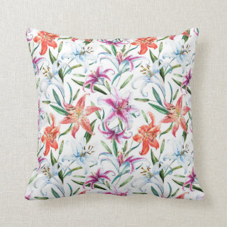 Lilly pillow (White)