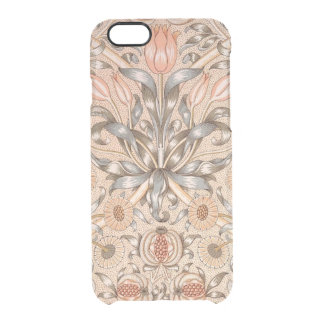 Lilly Pomegranate iPhone 6/6S Clear Case