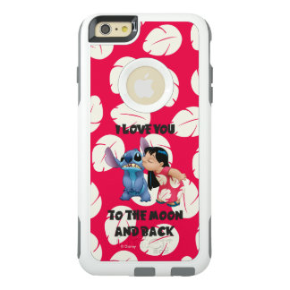 Lilo & Stich | I Love You To The Moon OtterBox iPhone 6/6s Plus Case